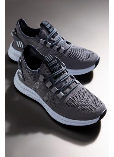Tonny Black Füme Unısex Spor Ayakkabı Tbıdl Füme